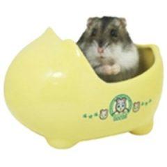 MARUKAN 寵物鼠陶瓷廁所兼浴盆 Drawf