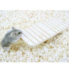 CARNO 倉鼠原木蹺蹺板
