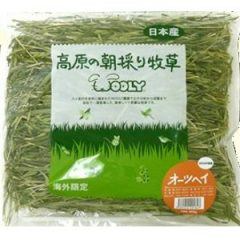 WOOLY 日本產 燕麥草 400g (橘標)