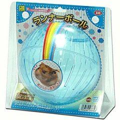 WILD 鼠球-17公分 (新版全透明)