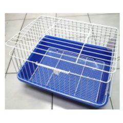 746 簡易天兔籠 (藍)