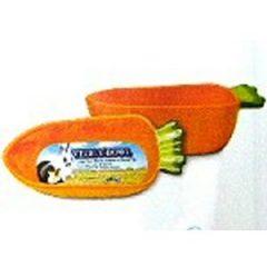 SuperPet 胡蘿蔔造型食盆