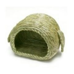 Marukan 提摩西草編鼠兔窩 L