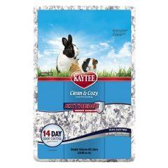KAYTEE 舒適紙棉墊料(無香超除臭) (原裝40L, 分裝250g)