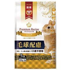 日本YEASTER PR 老兔化毛飼料 1KG [期限2019-05]