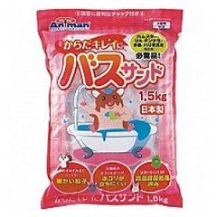 MiniAniman 寵物鼠沐浴沙(無香味)