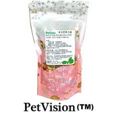 PetVision 黃金鼠精力餐 210g [製作2019-12-24]