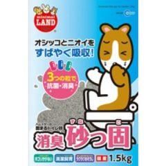 Marukan 凝結式廁沙(無香味) 1.5Kg