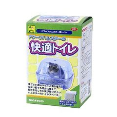Sanko 寵物鼠廁所 Drawf