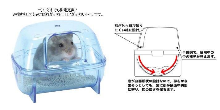 WILD 寵物鼠廁所Drawf