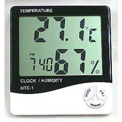 電子式溫溼度計