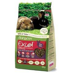 英國 伯爵士 老兔低敏飼料 2kg [期限2020-06-04]