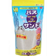 WILD 寵物鼠沐浴沙(無香) 1Kg