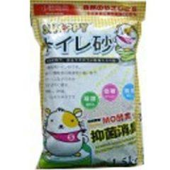 SNAPPY 凝結式廁沙(無香味) 1.5Kg