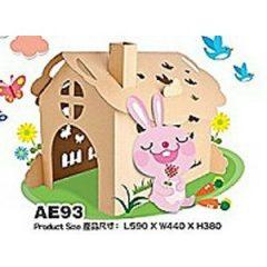 Alice 兔子瓦愣紙小屋(限自取)
