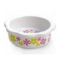 花樣小動物陶瓷碗