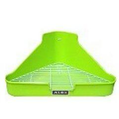 ALEX 三角便盆 (綠/藍綠 各一)