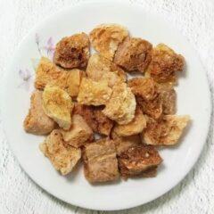 陸奧 自然無添加 氂牛起司方塊酥 [期限2022-02]