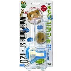 MARUKAN 雙鋼珠水瓶-120ml