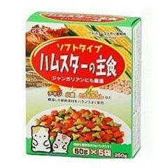 日本 GEX 倉鼠飼料 [期限2021-11]