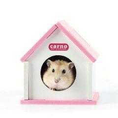 CARNO 倉鼠牧場風小屋 (粉紅色)