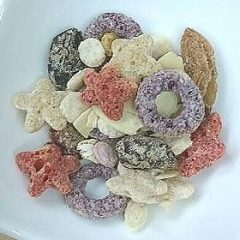 PetVision 鮮彩蔬穀堅果綜合米果 50g [期限2021-02]