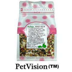 {限購兩包 ⚠️️完全下單制⚠️} PetVision 寵物鼠健康主食 350g [期限2021-10-15]