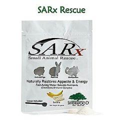 {需預訂} 美國Sherwood蒔寵 SARx救急配方 香蕉口味 60g