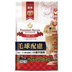 日本YEASTER PR 幼兔妊娠兔飼料 1KG [期限2019-04]
