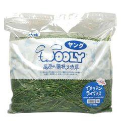 WOOLY 日本產 義大利黑麥草