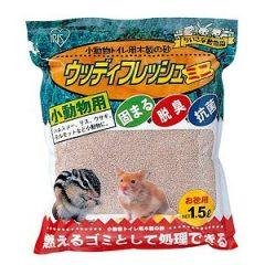 IRIS 小動物用木沙(凝結沙) 1.5L
