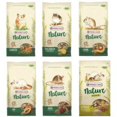 比利時 凡塞爾Nature 黃金鼠 迷你鼠 大小寵鼠 沙鼠飼料 [期限六個月以上]