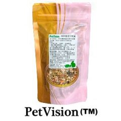 PetVision mini倉鼠均衡餐 210g [製作2020-03-15]