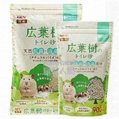 GEX 倉鼠用闊葉樹紙砂 (凝結沙)