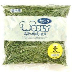 WOOLY 日本產 大麥草 450g (黃標)