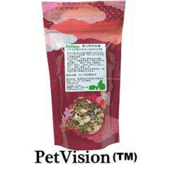 PetVision 通心粉抱走餐(肥尾沙鼠專用) 200g(新包裝) [期限2021-07-30]