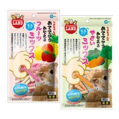 Marukan 小動物磨牙膳食纖維棒-水果/蔬菜 [期限2022-06]